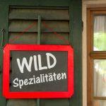Wildspezialitten